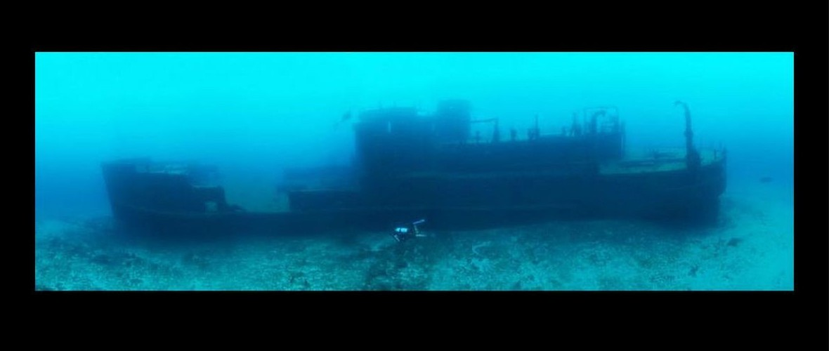 Wreck Diving Weekend